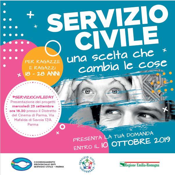 26 settembre – Servizio Civile